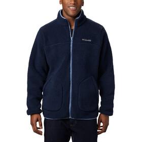 Columbia Rugged Ridge II Sherpa Fleece Jacket Men collegiate navy/bluestone